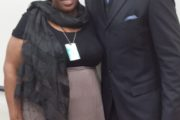 At the White House with Dr. Randal Pickett - Winner of The Apprentice